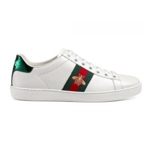 Gucci Ace Bee Sneaker For Men