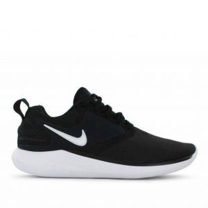 Nike LunarSolo Black shoes in pakistan