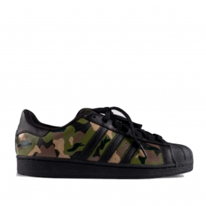 Adidas Superstar Earth Camo