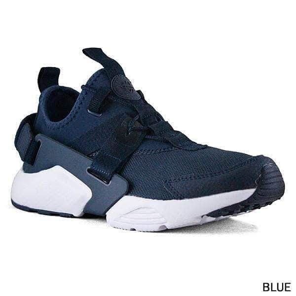 online retailer 4d404 33fc2 Nike huarache city low Blue Shoes Online