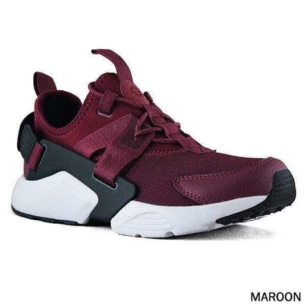 af300c9db1 Nike huarache city low Maroon Shoes Online - Buy Shoes Online In ...